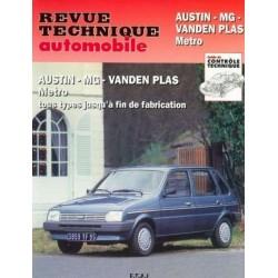 RTA428 AUSTIN ET MG METRO 1980-1992