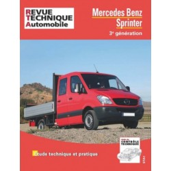 RTA015 MERCEDES BENZ SPRINTER 3e GENERATION
