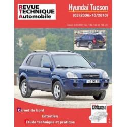 RTA006 TUCSON BREAK 2.0 CRDI 09/2004 à 10/2010