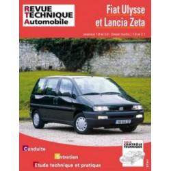 RTA855 FIAT ULYSSE / LANCIA ZETA ESSENCE & DIESEL (1995-98)