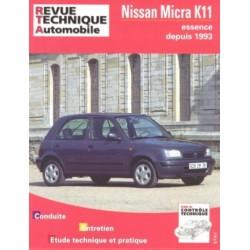 RTA572 NISSAN MICRA 1993-95