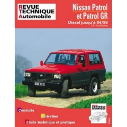 RTA541 NISSAN PATROL ET PATROL GR DIESEL 6 CYL 2.8 (1981-98)