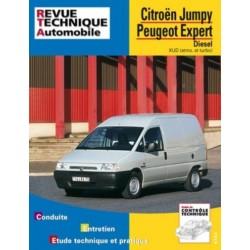 RTA590 CITROEN JUMPY / FIAT SCUDO / PEUGEOT EXPERT D XUD (ATMO-TURBO)