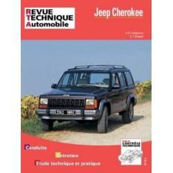 RTA529 JEEP CHEROKEE ESSENCE ET DIESEL 1984-91