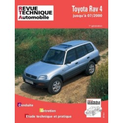 RTA597 TOYOTA RAV 4 ESSENCE JUSQU' A 07/2000