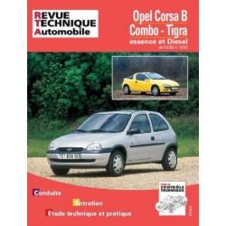 RTA563 OPEL CORSA B - COMBO -TIGRA ESSENCE ET DIESEL 1993-2000