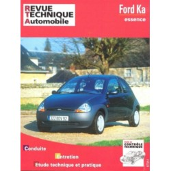 RTA604 FORD KA ESSENCE 1.3I