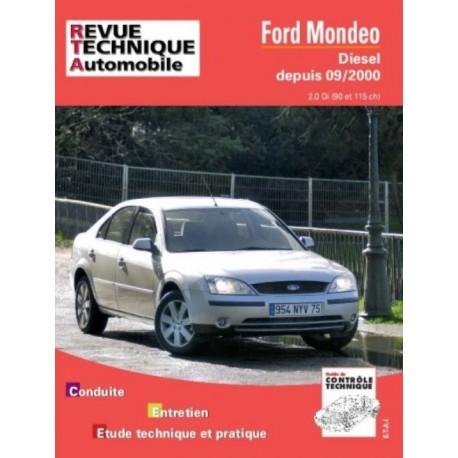 RTA648 FORD MONDEO 2 DIESEL DEPUIS 09/2000