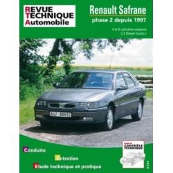 RTA617 RENAULT SAFRANE PHASE 2 ESSENCE ET DIESEL DEPUIS 1997
