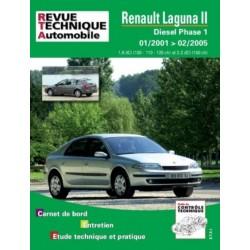 RTA653 RENAULT LAGUNA 2 DIESEL DEPUIS 01/2001