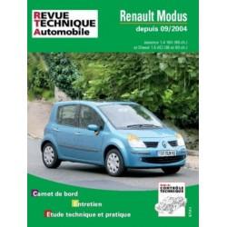 RTA689 RENAULT MODUS 1.5 DCI ET 1.4 16V DEPUIS 09/2004