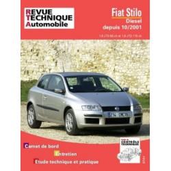 RTA661 FIAT STILO DIESEL 1.9 JTD (80 ET 115 CH) DEPUIS 01/2001