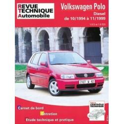 RTA611 VW POLO DIESEL 10/1994 A 11/1999