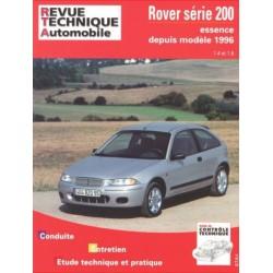 RTA612 ROVER SERIE 200 ESSENCE 1.4 1.6 DEPUIS 1996