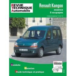 RTA632 RENAULT KANGOO ESSENCE 1.2 ET 1.4 (1997-99)