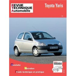 RTA636 TOYOTA YARIS 1.0 ESSENCE
