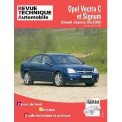 RTA673 OPEL VECTRA C ET SIGNUM DIESEL DEPUIS 06/2002