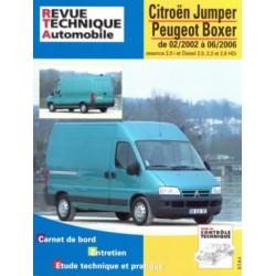 TAP417 PEUGEOT BOXER / CITROEN JUMPER ESS-DIESEL 02/2002-06/2006