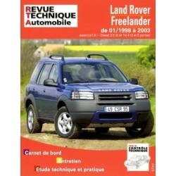 TAP422 LAND ROVER FREELANDER 1998-2003