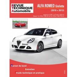 TAP 424 ALFA ROMEO GIULIETTA 2010-2013 ESS. 1.4 DIES. 1.6-2.0 JTDm.
