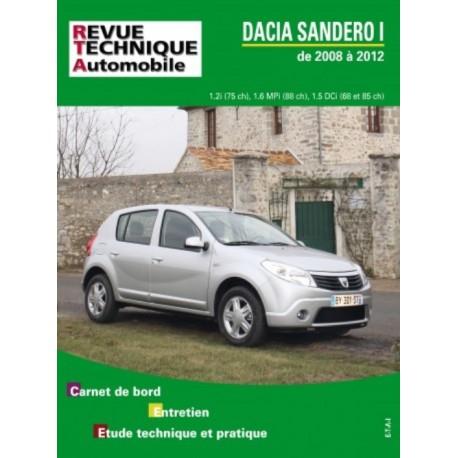 TAP425 DACIA SANDERO 1 DE 2008 A 2012