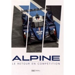 ALPINE LE RETOUR EN COMPETITION