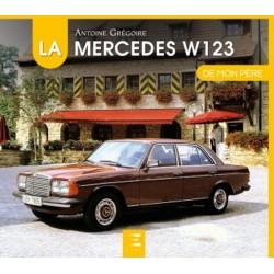 LA MERCEDES W123 DE MON PERE