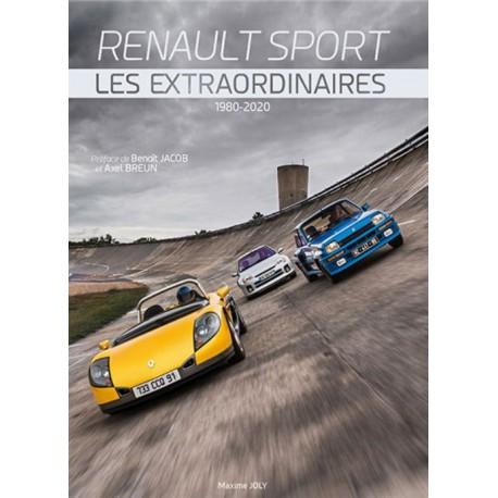 RENAULT SPORT LES EXTRAORDINAIRES 1980-2020