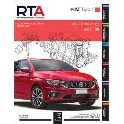RTA846 FIAT TIPO BREAK/HAYON 5P II