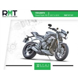 RMT197 TRIUMPH STREET TRIPLE 765 2017-2019