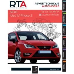 RTAHS023 SEAT IBIZA IV