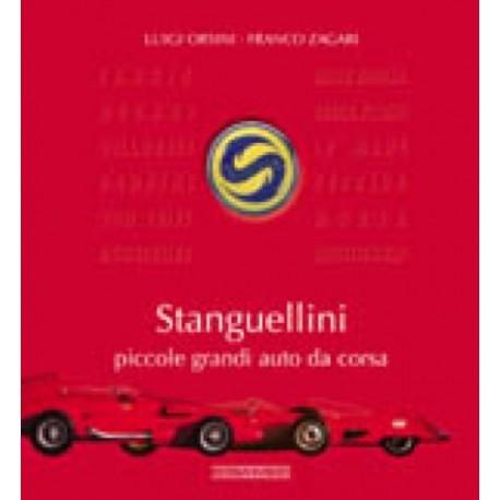 STANGUELLINI - PICCOLE GRANDI AUTO DI CORSA