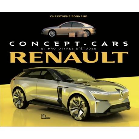 CONCEPT-CARS & PROTOTYPES D'ETUDES RENAULT