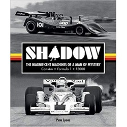 SHADOW : THE MAGNIFICENT MACHINES OF A MAN OF MISTERY