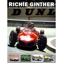 RICHIE GINTHER MOTOR RACING'S FREE THINKER