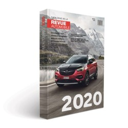 REVUE AUTOMOBILE SUISSE 2020 CATALOGUE