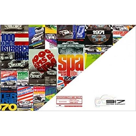 PORSCHE 917 ARCHIV UND WERKVERZEICHNIS 1968-1975