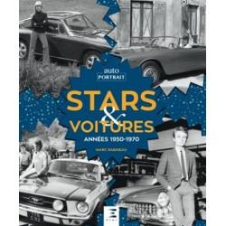 STARS & VOITURES, ANNEES 1950-1970