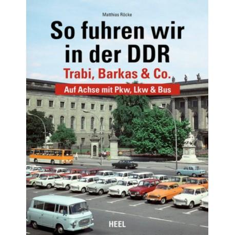 SO FUHRENWIR IN DER DDR