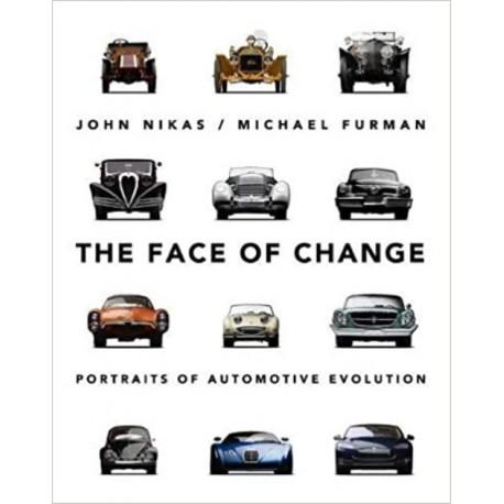 THE FACE OF CHANGE -  PORTRAITS OF AUTOMOTIVE EVOLUTION