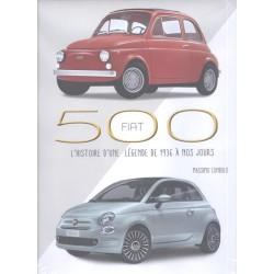 FIAT 500 - L'HISTOIRE D'UNE LEGENDE DE 1936 A NOS JOURS