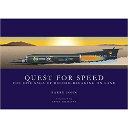 QUEST FOR SPEED : THE EPIC SAGA