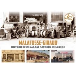 MALAFOSSE-GIRAUD HISTOIRE D'UN GARAGE CITROEN EN LOZERE