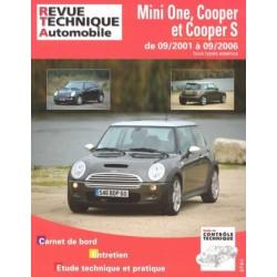 RTAB703 MINI ONE COOPER1.6 (90-110CH)  & COOPER S 163/170