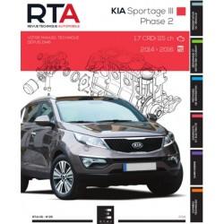RTAHS025 KIA SPORTAGE BRK 5PIII PH2 2014-03 A 2016-06