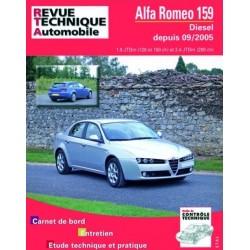 RTAB710 ALFA ROMEO 159 1.9 JTD ET 2.4 JTD