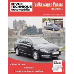 RTAB781 VW PASSAT VI 1.6 TDI 105 ch / 2.0 TDI 140 ch DEPUIS 10/2010