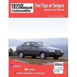 RTA713 FIAT TIPO/TEMPRA TOUS MOTEURS ESS ET DIESEL JUSQU' FIN FAB
