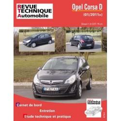 RTAB774 OPEL CORSA D 1.3 CDTI 75 ch