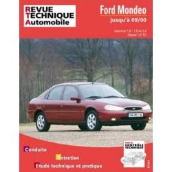 RTA723 FORD MONDEO ESSENCE, DIESEL ET TD (1993-2000)